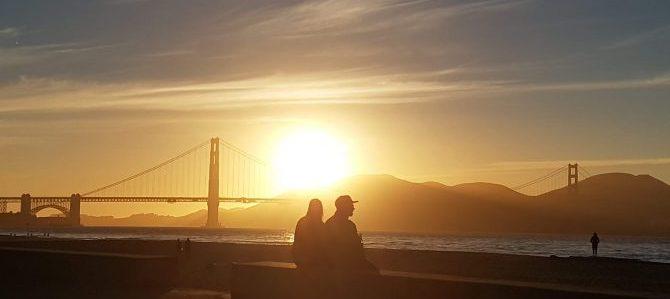 San Francisco – oras boem, dintotdeauna si pentru vecie hipiot. PEACE!