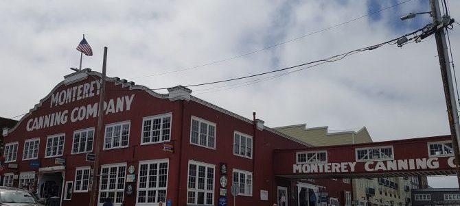 Monterey Bay – pe urmele lui John Steinbeck