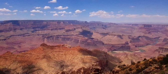 Grand Canyon – o calatorie de 6 milioane de ani